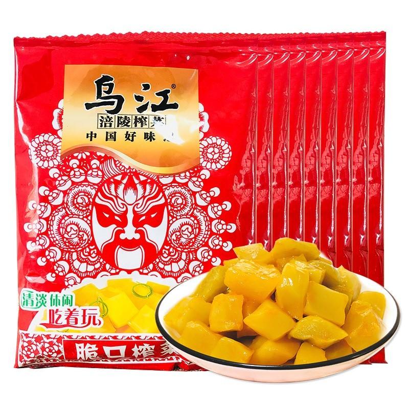 乌江脆口榨菜150g