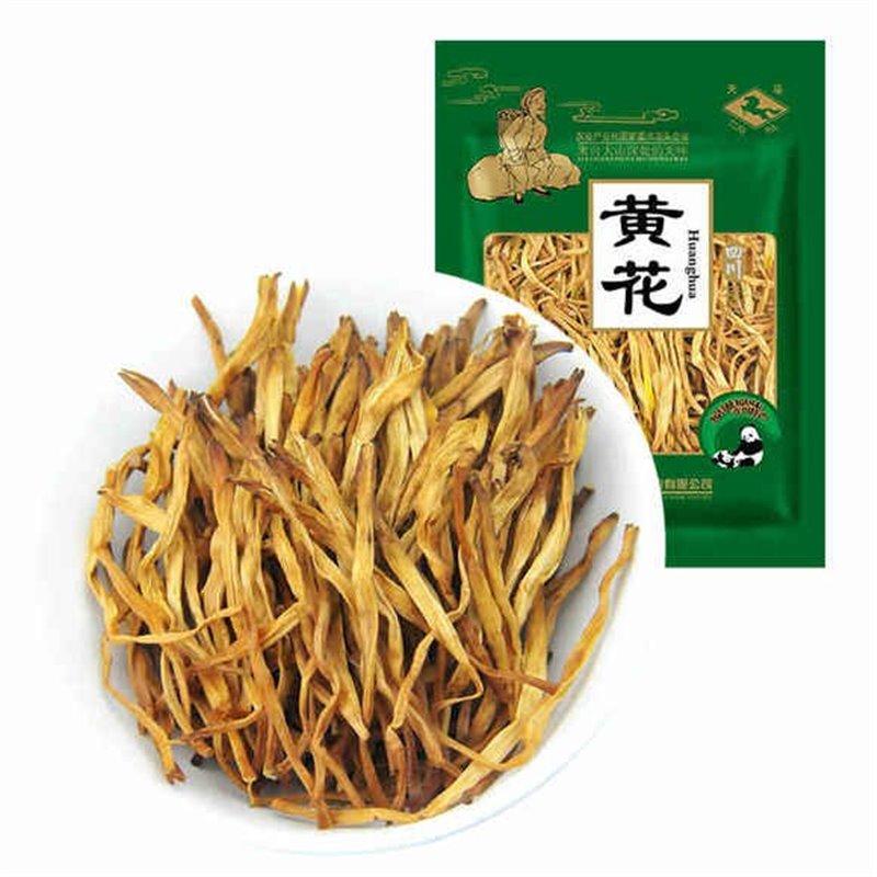 川珍黄花150g