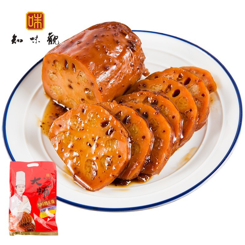 知味观糯米藕400g