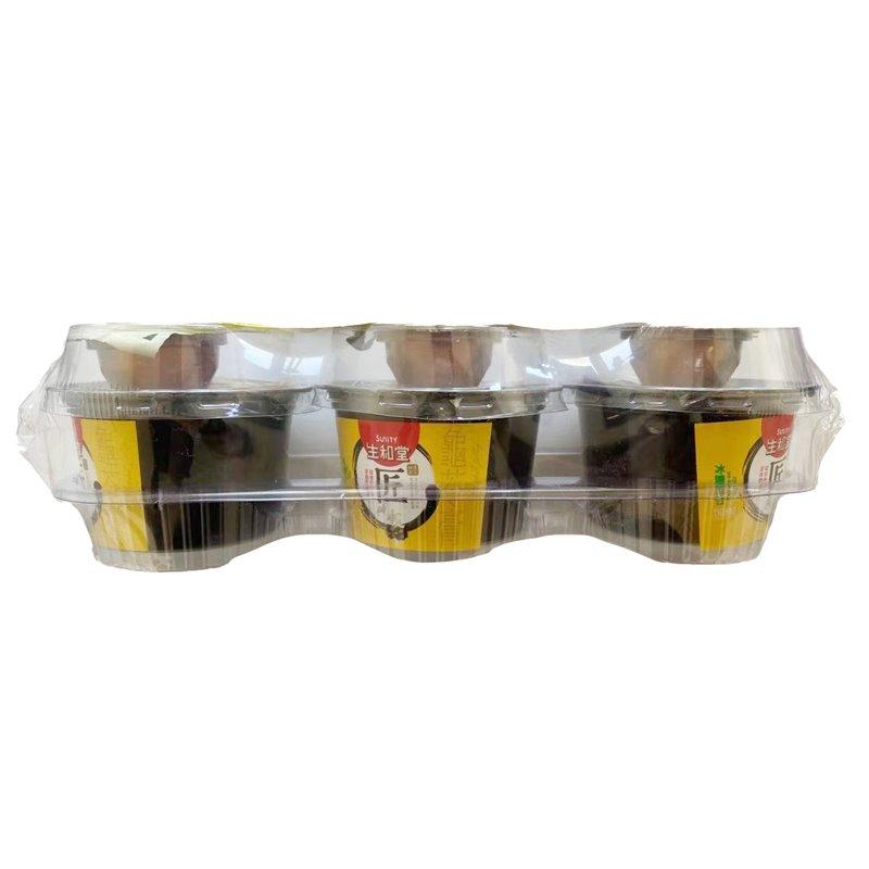 生和堂冰糖百合龟苓膏3杯特惠装 645g