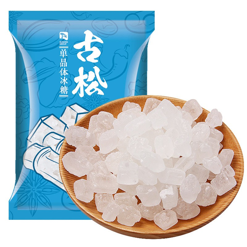 古松 单晶冰糖 200g