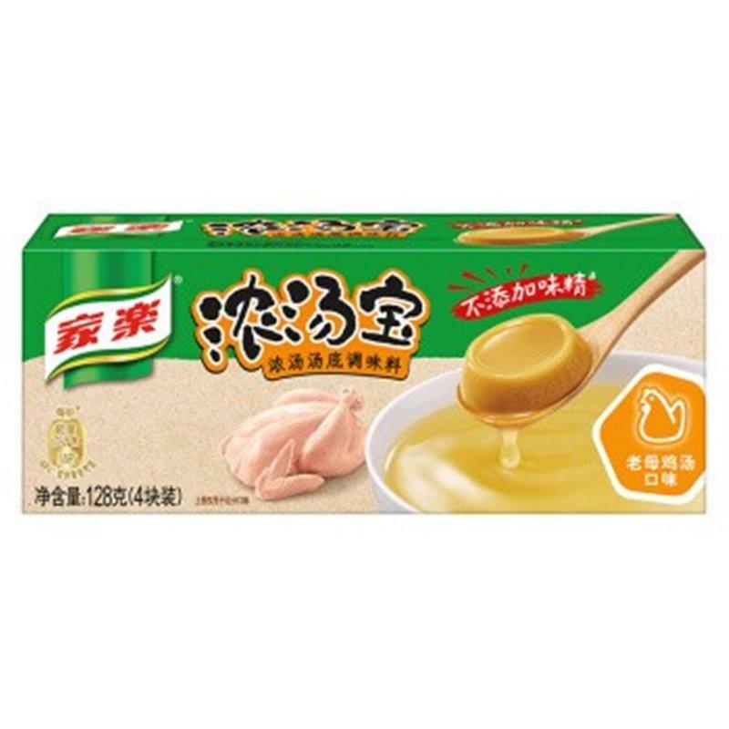 家乐 浓汤宝 老母鸡汤口味 128g