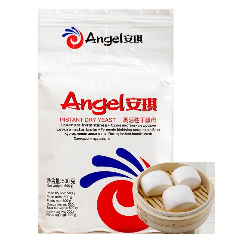 安琪 低糖高活性 干酵母 100g