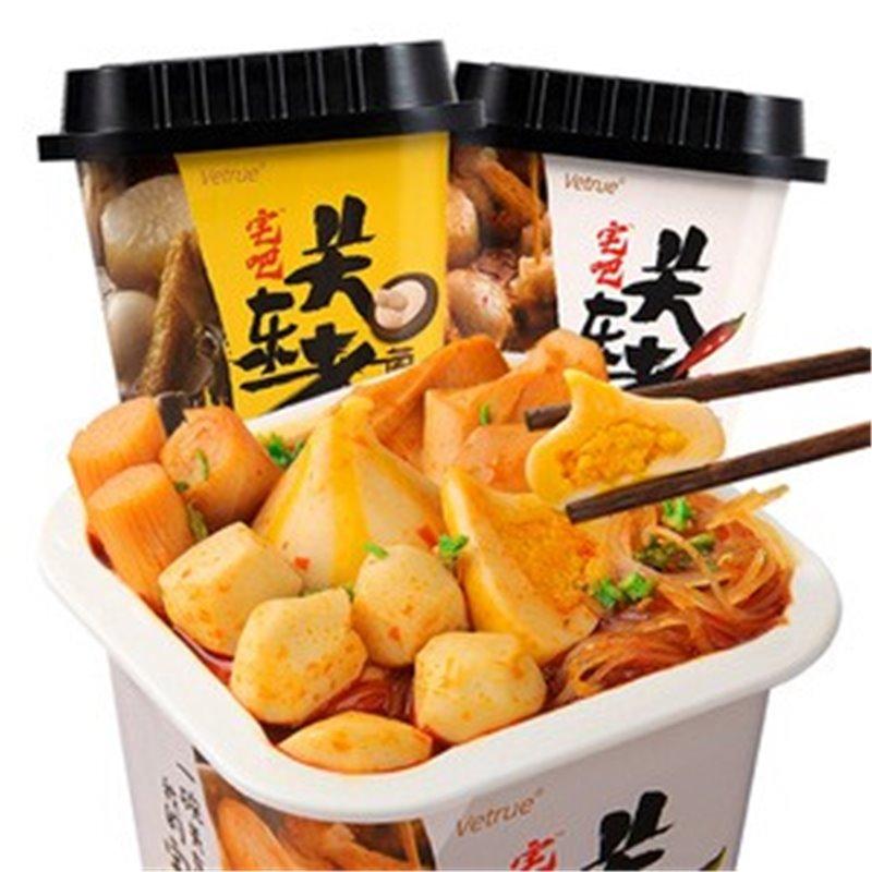 宅吧 关东煮速食粉丝 香辣味 153g