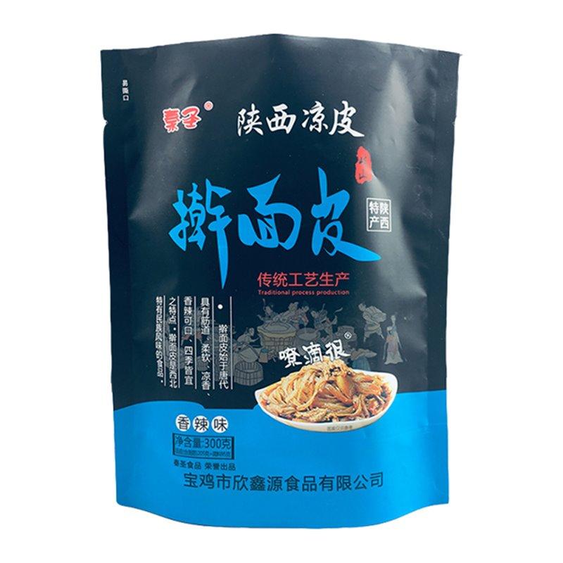 秦圣 陕西凉皮 香辣味 280g